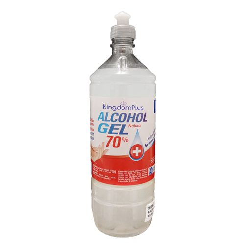 alcohol gel 1lt